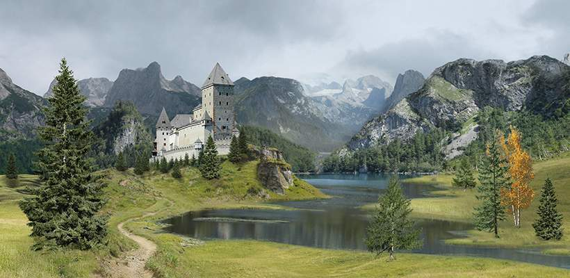 image_castle_live-wallpaper